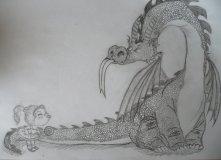 Rainas Dragon