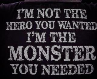 Im not the Hero